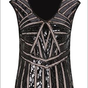 Metme sequin tank NWT